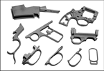 Precision castings for the Military (Arms) Industry