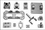 Precision castings for Material Handling Equipment