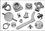 Precision castings for armatures (fixtures)